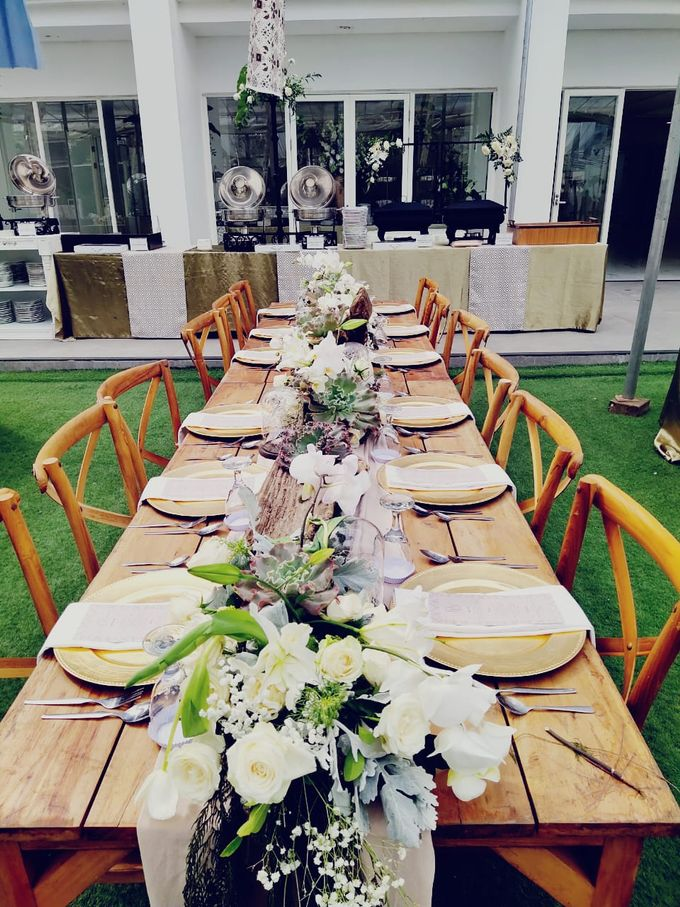 Wedding of Dhika & Dhisa by DASA Catering - 019