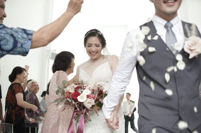 Steven & Jessica Wedding Day by Irish Wedding - 001