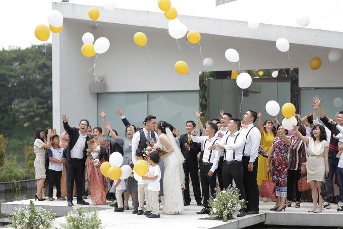 Steven & Jessica Wedding Day by Irish Wedding - 004