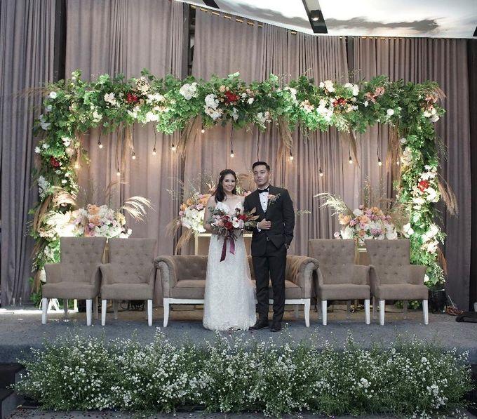 Steven & Jessica Wedding Day by Irish Wedding - 007