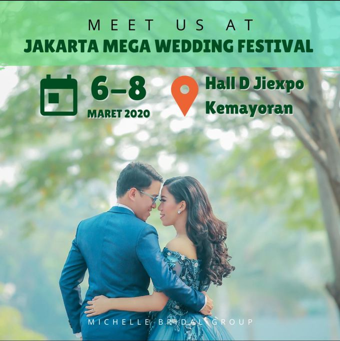 Jakarta Mega Wedding Festival by Michelle Bridal - 001