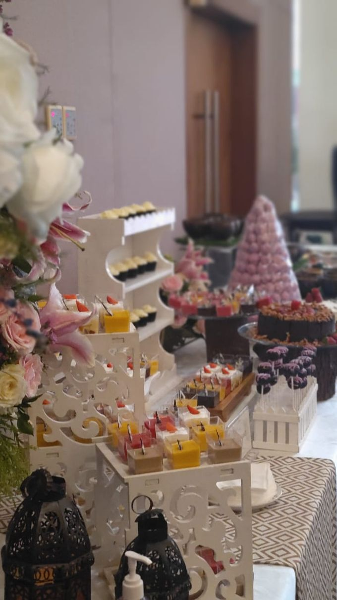 Wedding of Kesta & Regis by DASA Catering - 003