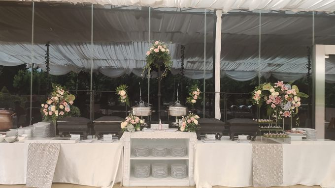 Wedding of Kesta & Regis by DASA Catering - 008