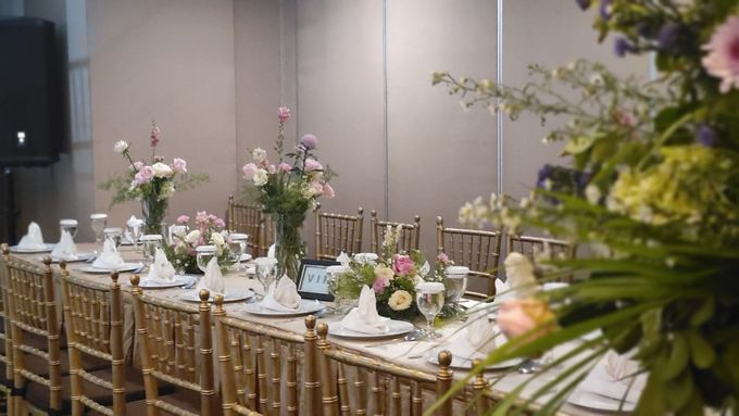 Wedding of Kesta & Regis by DASA Catering - 001