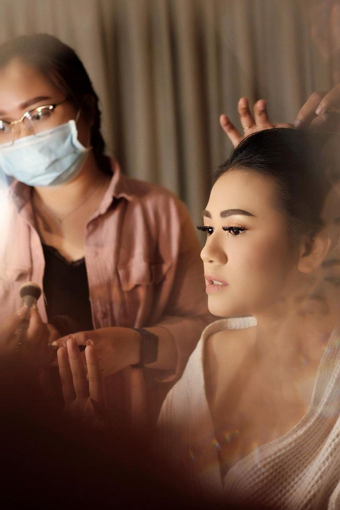 The Wedding of Kevin & Dian by Riani And Friends - 005