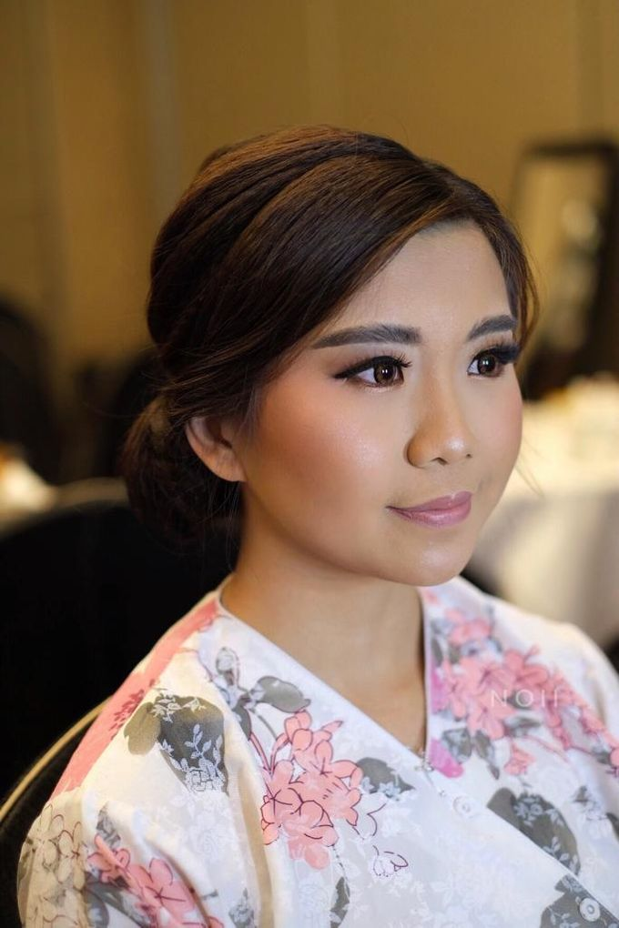 Bridesmaid Makeup by Andy Lee Gouw MC - 001