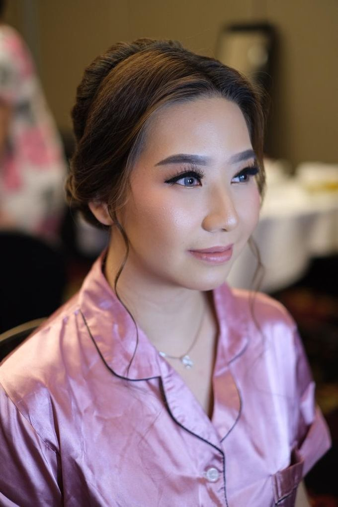 Bridesmaid Makeup by Andy Lee Gouw MC - 003
