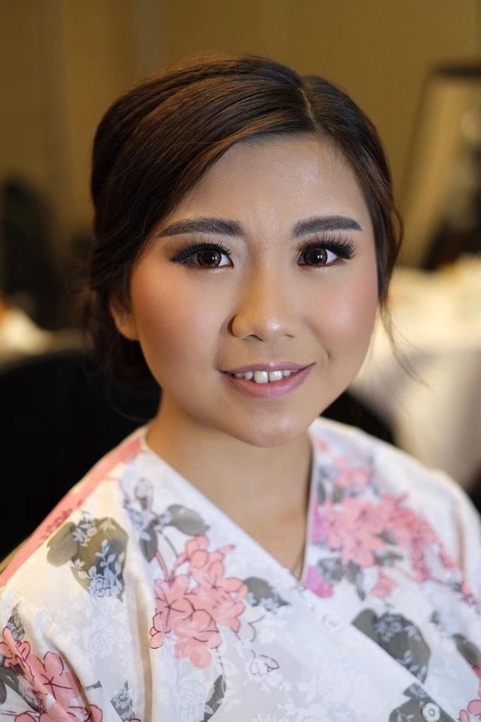 Bridesmaid Makeup by Andy Lee Gouw MC - 002