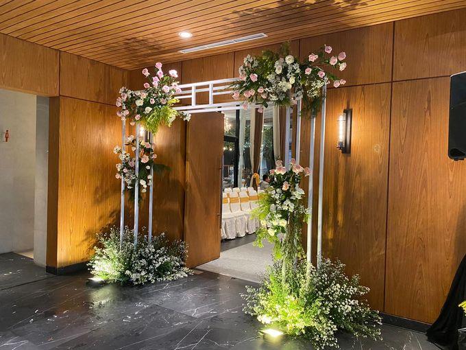 The Wedding Sammy & Laras by AVIARY Bintaro - 002