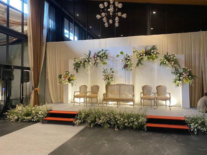 The Wedding Sammy & Laras by AVIARY Bintaro - 005