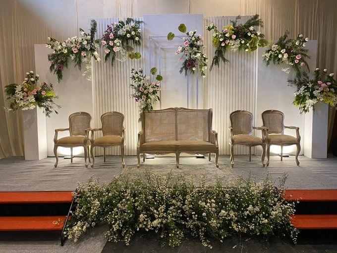 The Wedding Sammy & Laras by AVIARY Bintaro - 006