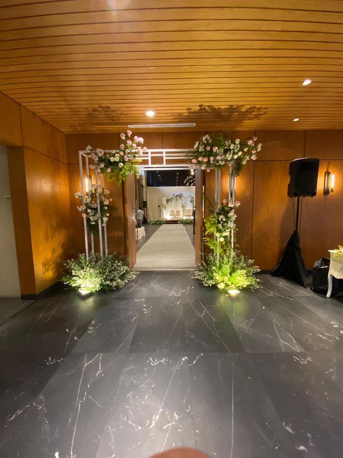 The Wedding Sammy & Laras by AVIARY Bintaro - 004
