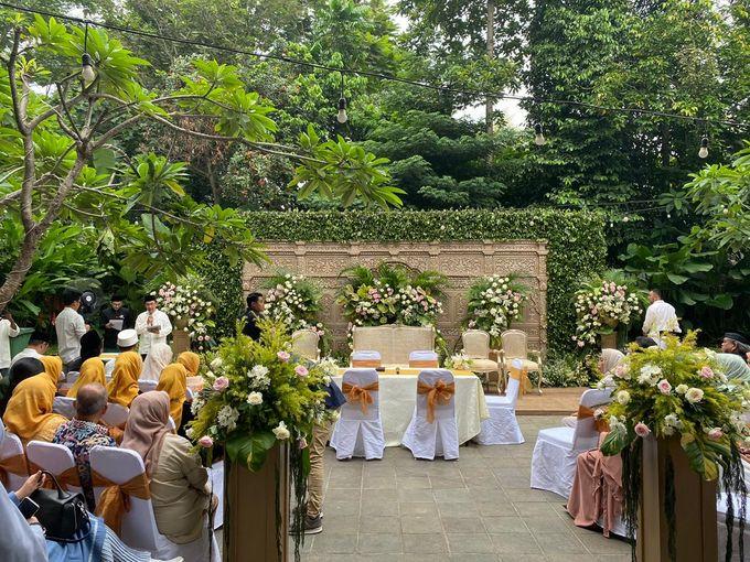 The Wedding Vitto & Suci by AVIARY Bintaro - 001