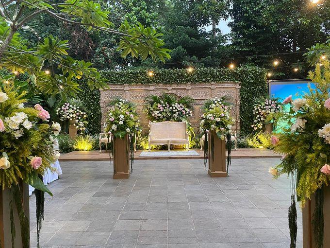 The Wedding Vitto & Suci by AVIARY Bintaro - 002