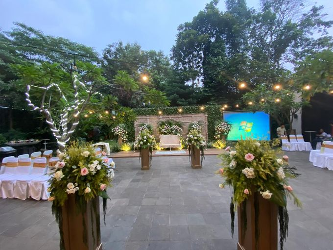 The Wedding Vitto & Suci by AVIARY Bintaro - 003