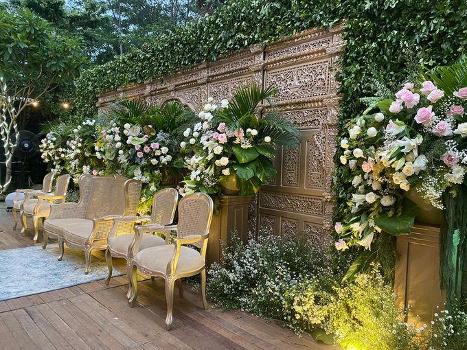 The Wedding Vitto & Suci by AVIARY Bintaro - 004