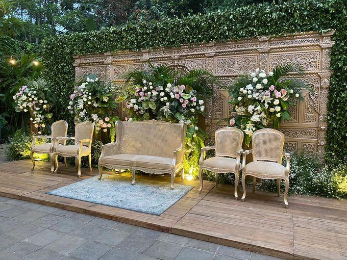 The Wedding Vitto & Suci by AVIARY Bintaro - 007