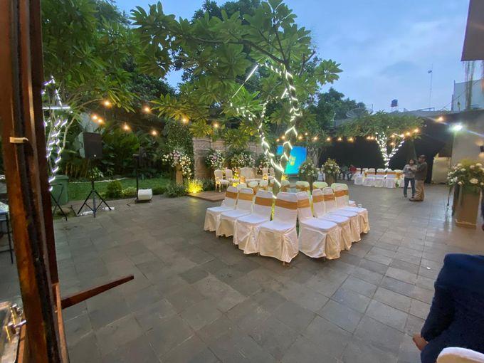 The Wedding Vitto & Suci by AVIARY Bintaro - 011