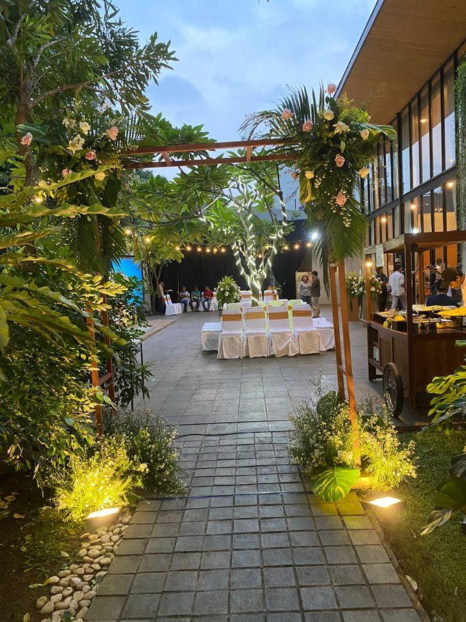 The Wedding Vitto & Suci by AVIARY Bintaro - 013