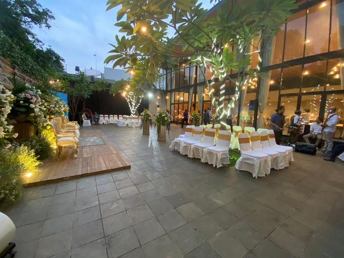 The Wedding Vitto & Suci by AVIARY Bintaro - 012
