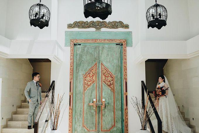 Marco & Livia by Bali Wedding Paradise - 001