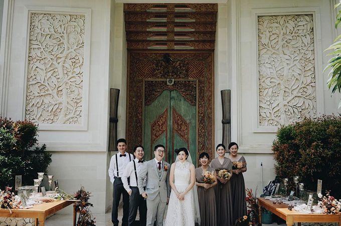 Marco & Livia by Bali Wedding Paradise - 003