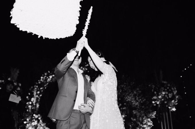 The Wedding of Elvis & Erin by PRIVATE WEDDING ORGANIZER - 003