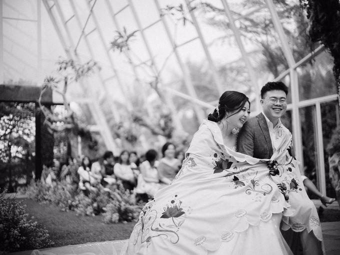The Wedding of Elvis & Erin by PRIVATE WEDDING ORGANIZER - 011