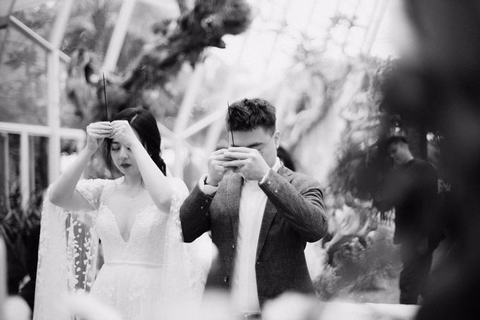 The Wedding of Elvis & Erin by PRIVATE WEDDING ORGANIZER - 012