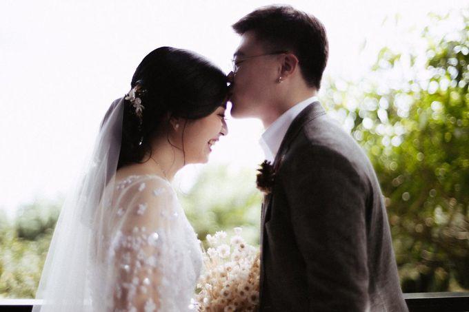 The Wedding of Elvis & Erin by PRIVATE WEDDING ORGANIZER - 018