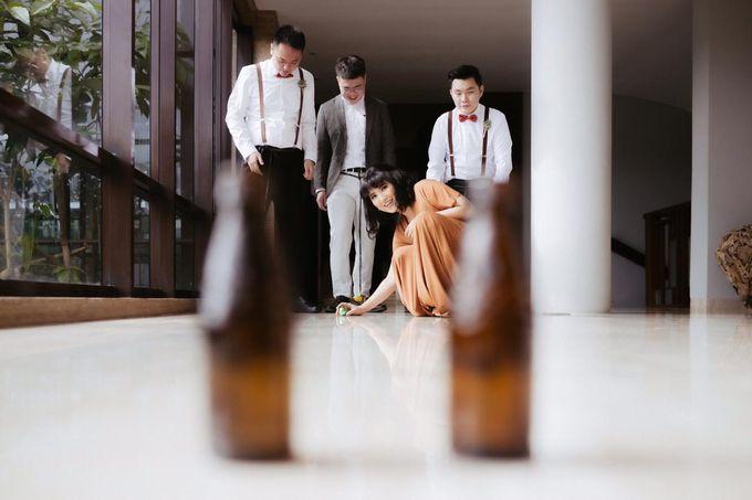 The Wedding of Elvis & Erin by PRIVATE WEDDING ORGANIZER - 022