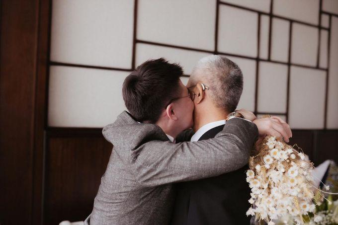 The Wedding of Elvis & Erin by PRIVATE WEDDING ORGANIZER - 031