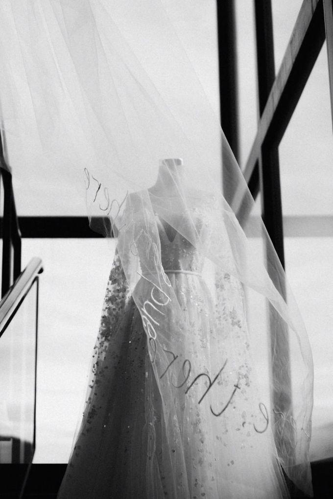 The Wedding of Elvis & Erin by PRIVATE WEDDING ORGANIZER - 035