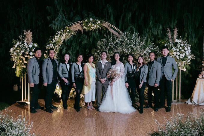 The Wedding of Elvis & Erin by PRIVATE WEDDING ORGANIZER - 043