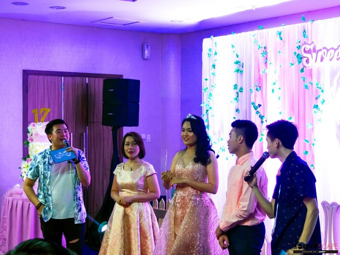 Sweet 17th Ozone Hotel PIK by SOUNDSCAPE - BOSE Rental Audio Professional - 001