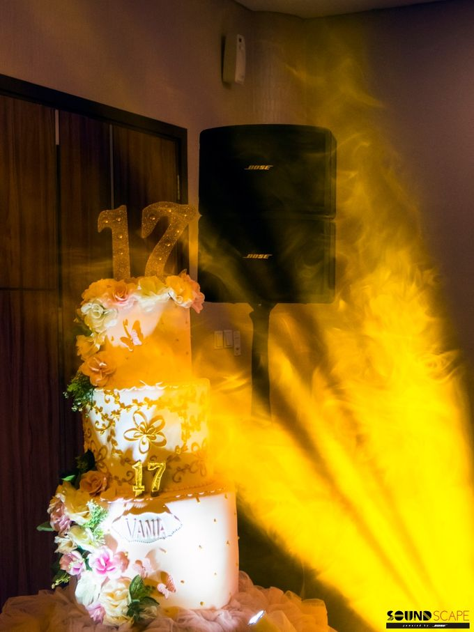 Sweet 17th Ozone Hotel PIK by SOUNDSCAPE - BOSE Rental Audio Professional - 004