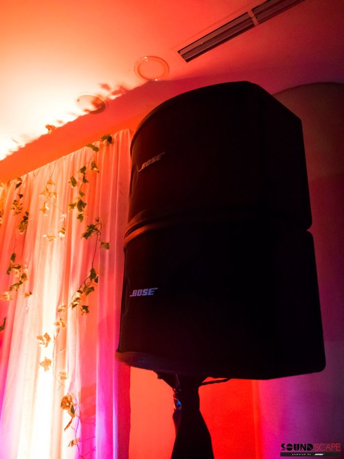 Sweet 17th Ozone Hotel PIK by SOUNDSCAPE - BOSE Rental Audio Professional - 003