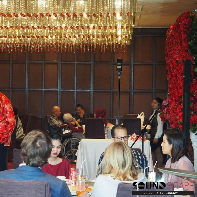 Sangjit Crystal Jade Palace Grand Indonesia by SOUNDSCAPE - BOSE Rental Audio Professional - 003