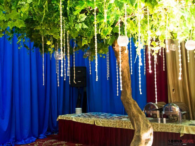 Wedding Dhanapala by SOUNDSCAPE - BOSE Rental Audio Professional - 002