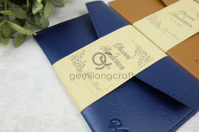 premium envelope packaging roll paper for dhanni & henderson by Gemilang Craft - 002