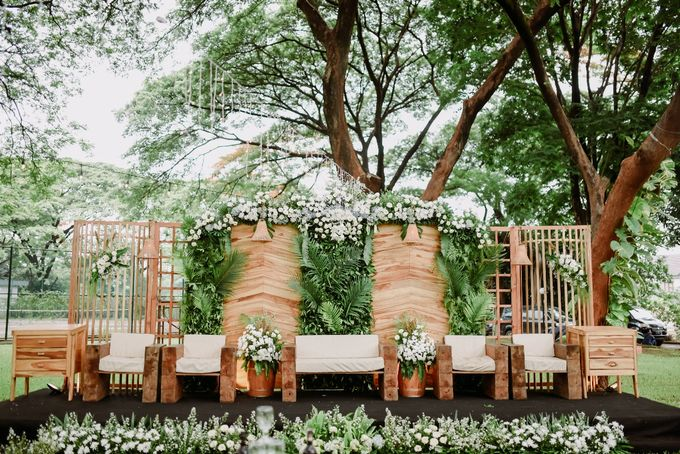 The Wedding of Chika & Yandy by Decor Everywhere - 002