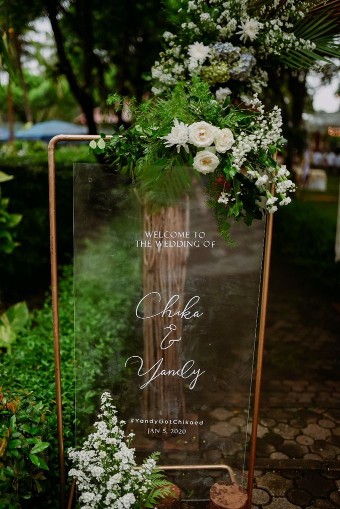 The Wedding of Chika & Yandy by Decor Everywhere - 008