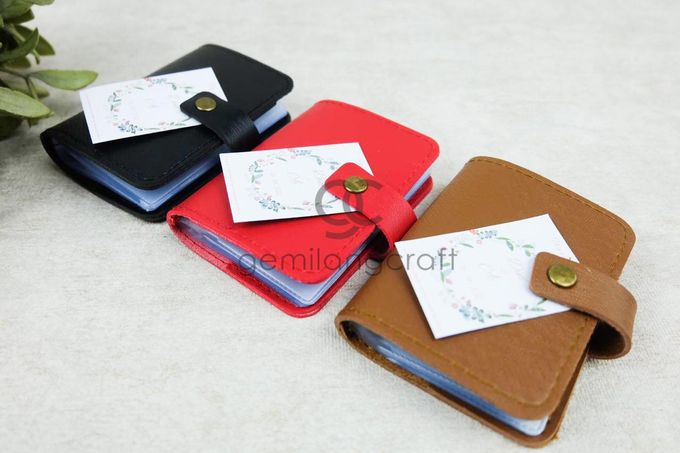 premium card pouch for Dini & Ai by Gemilang Craft - 003