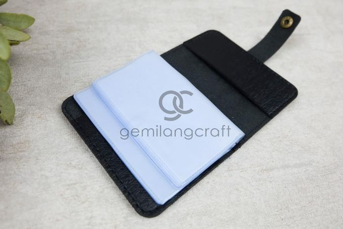 premium card pouch for Dini & Ai by Gemilang Craft - 004