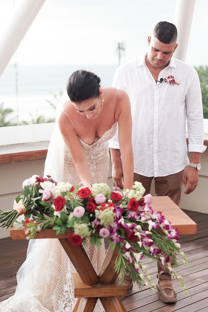 The Wedding of  Robert & Katrina by PMG Hotels & Resorts - 007