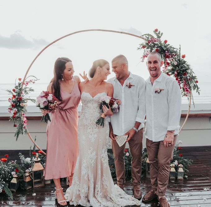 The Wedding of  Robert & Katrina by PMG Hotels & Resorts - 010