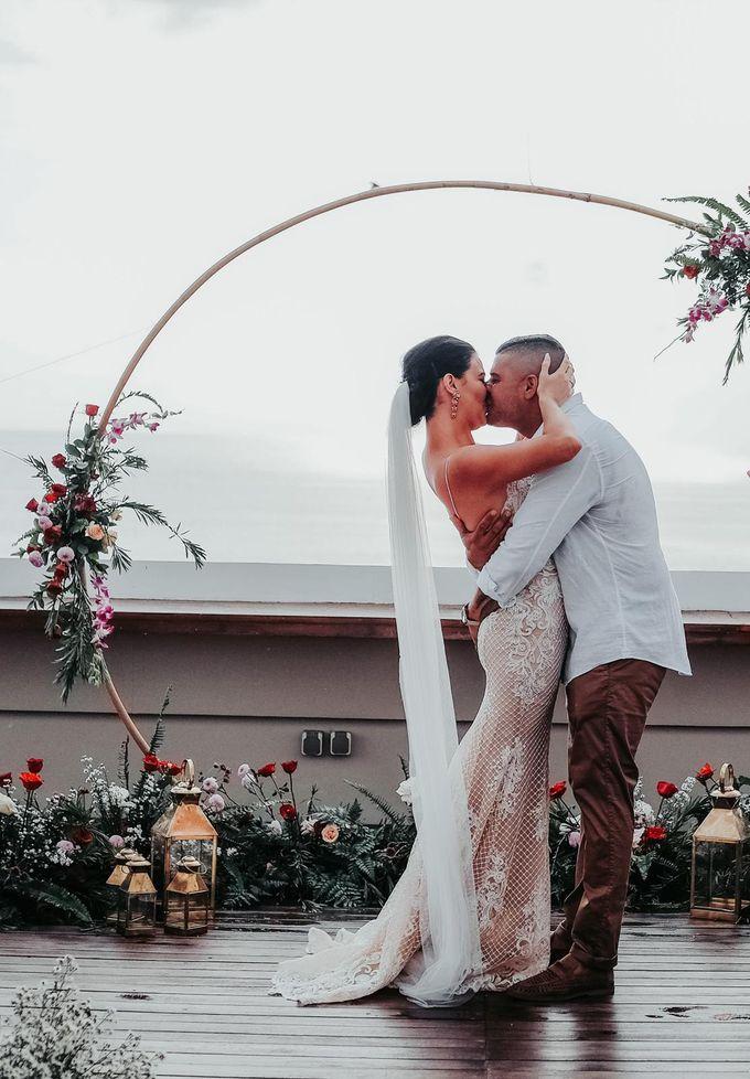 The Wedding of  Robert & Katrina by PMG Hotels & Resorts - 017