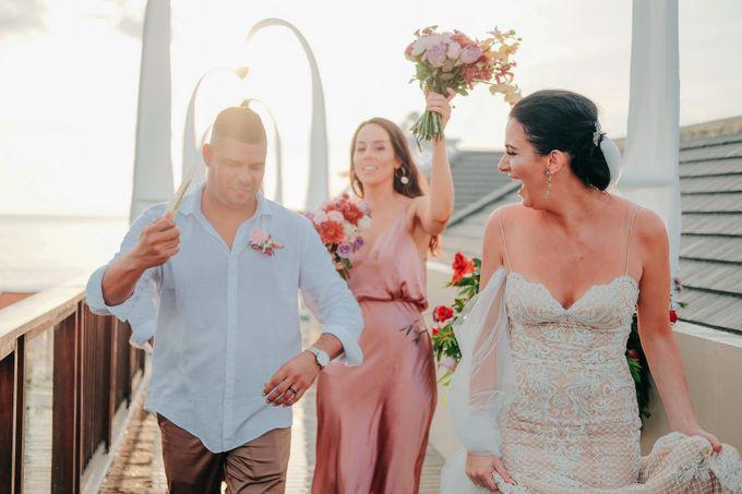The Wedding of  Robert & Katrina by PMG Hotels & Resorts - 022