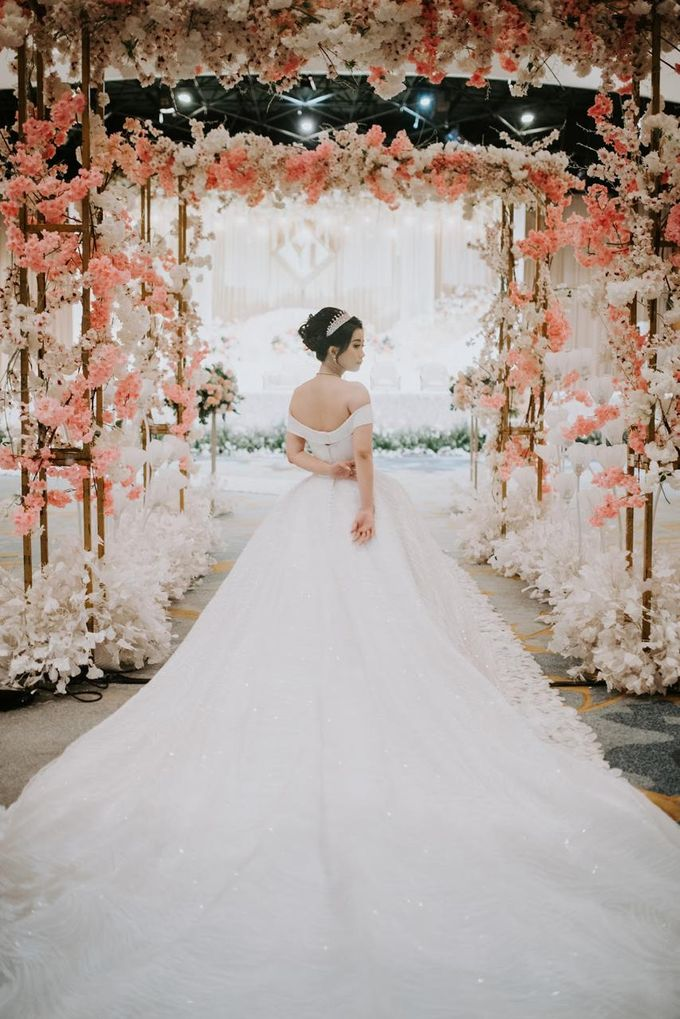 Simply and elegant wedding by Dome Harvest - 006