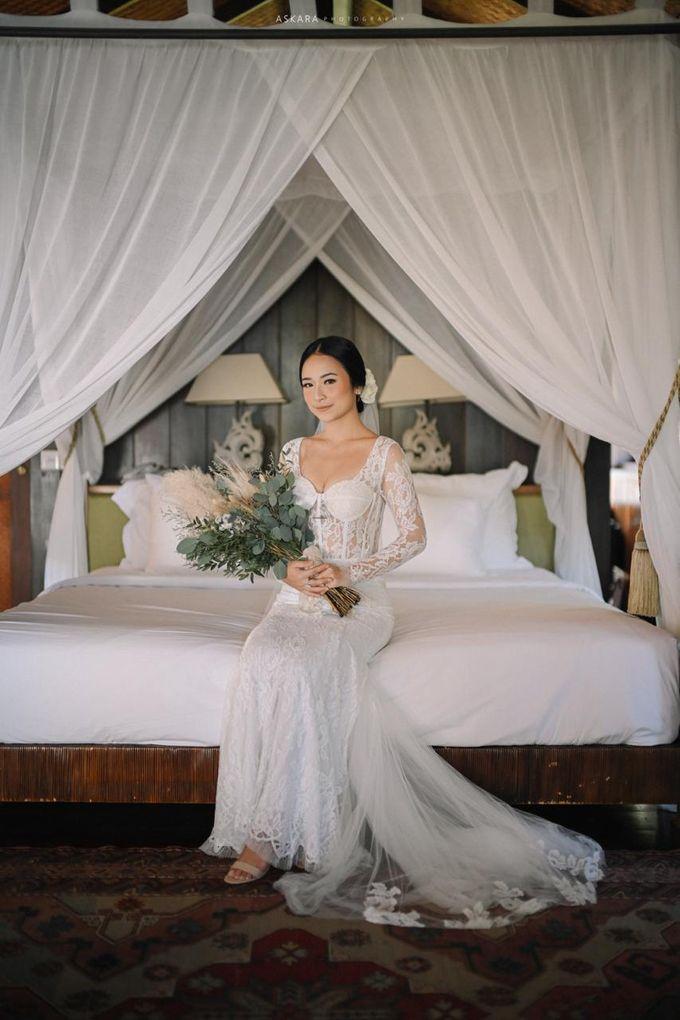 YOEL & TAMARA WEDDING by Delapan Bali Event & Wedding - 001